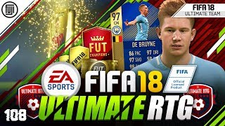 WILL WE SEE 97 TOTS DE BRUYNE!?!? FIFA 18 ULTIMATE ROAD TO GLORY! #108 - #FIFA18 Ultimate Team
