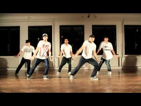 Moves Like Jagger  Maroon 5  Choreography by: Miha Matevzic