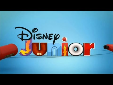 Disney Junior USA Continuity & Review   May 19, 2020 #4