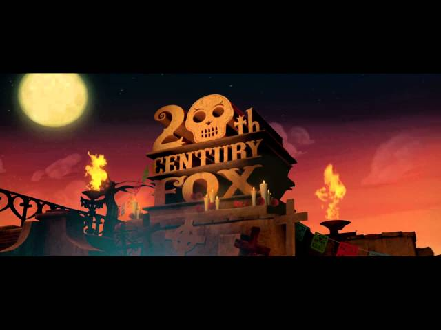 20th Century Fox Halloween logo (second half)