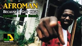 Afroman - Because I Got High (Jamstone Remix)