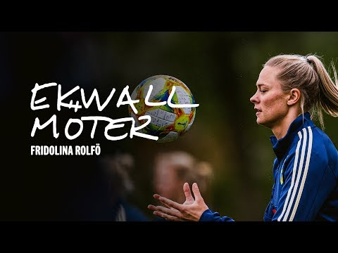 Ekwall Möter: Fridolina Rolfö