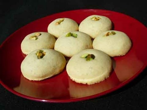 Nan Khatai - Eggless Cookie Indian Recipe