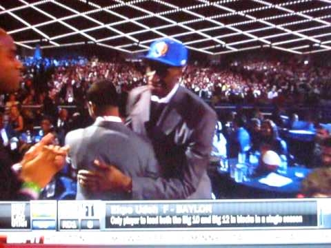 2010 NBA Draft - Warriors select Ekpe Udoh PF - 6th Overall