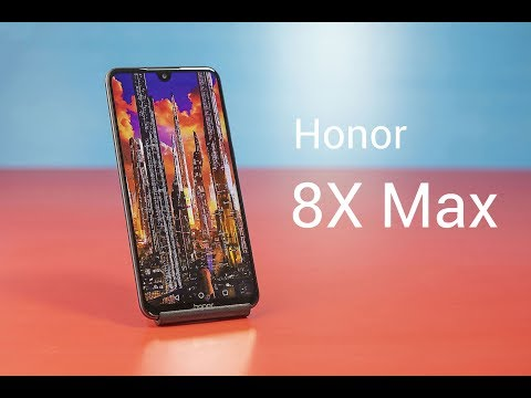 Huawei Honor 8X price and specification - TOPSMARTMOBILE