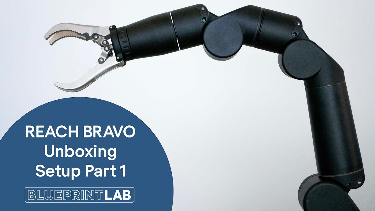 Reach Bravo Unboxing and Setup