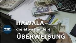 WELT THEMA: Polizei zerschlägt Netzwerk illegaler Hawala-Banken
