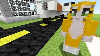 Minecraft Xbox - Building Time - Airport {22}