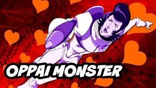 Space Dandy Episode 3 Review - Full Fan Service LOL. Oppai Monster, Meow Respawn, Hawaiian Shirt Mech Suit Battle, Cowboy Bebop and FLCL.