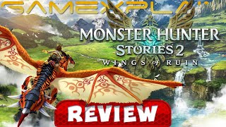 Monster Hunter Stories 2: Wings of Ruin - REVIEW (Switch) (Video Game Video Review)
