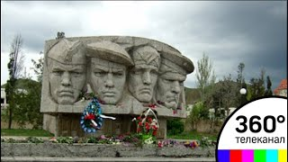 Памятник офицерам Великой Отечественной войны стал причиной скандала