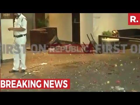 Hotel Of Rose Valley Company Ransacked In Kolkata