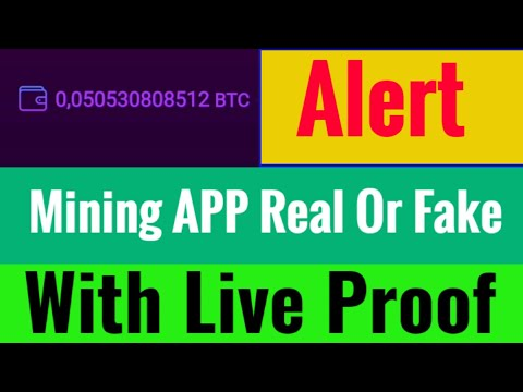 Bitcoin Mining Play APP Fake OR Real With Live Proof ||bitcoinmininglite APP Review