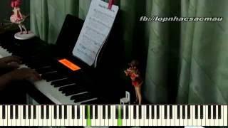 Trong trái tim Chúa - piano cover