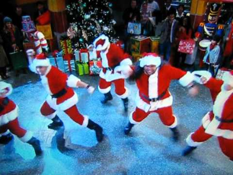 Shake It Up (Christmas Dance Scene)