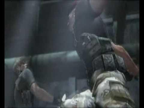 Resident Evil 4 Faint REMIX