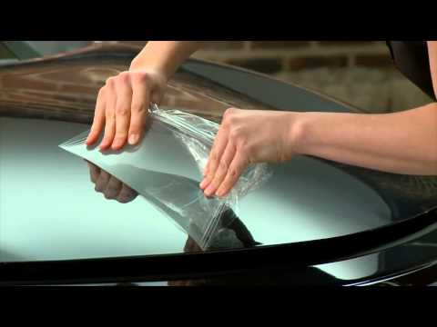 3M™ Paint Defender Spray Film: Removal