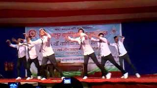 Jeevan jal dance