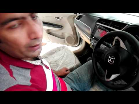 Honda BRV review Lahore By Dr Shams