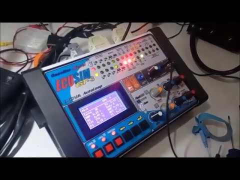 Simulando a central do i30 - Inova AutoLeap
