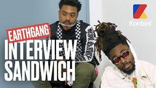 Earthgang L Interview Sandwich Youtube