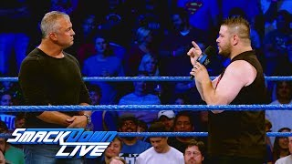 Relive the turbulent rivalry between Shane McMahon and Kevin Owens: SmackDown LIVE, Oct. 3, 2017