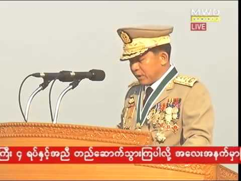 69th Anniversary Armed Forces Day Parade, Myanmar Part(4)