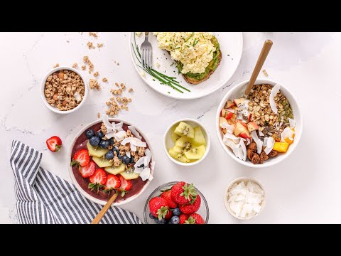 5 Minute Breakfast Recipes for Summer | Easy & Healthy