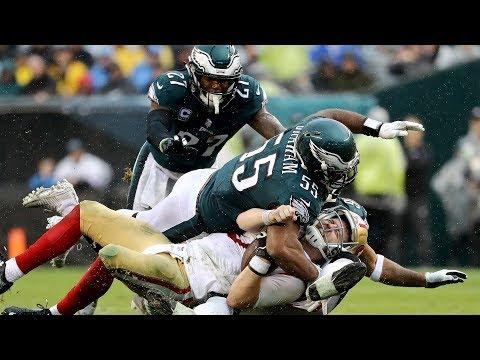 Every Sack, Forced Fumble and Interception - Philadelphia Eagles Defense (2017)