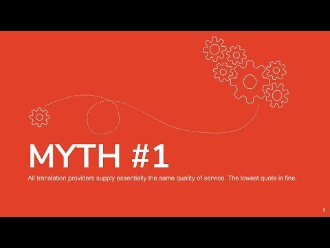 Technical Translation Myth: The lowest quote is fine