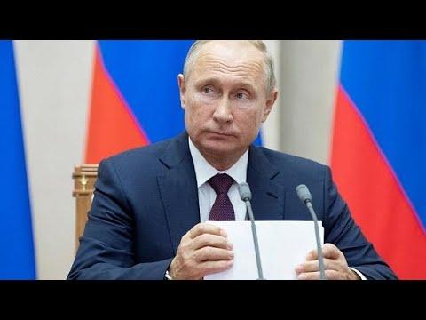 Putin invites world leaders to Libya talks