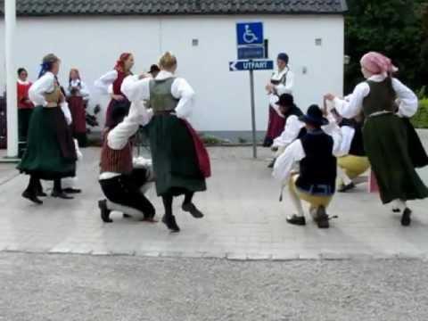 Långdans från Närke - Tornabygdens folkdanslag