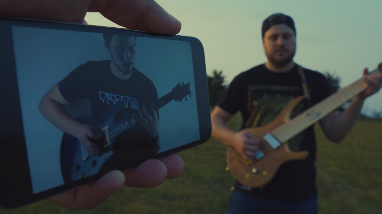 Modern Day Babylon - G.O.G.     guitar playthrough    