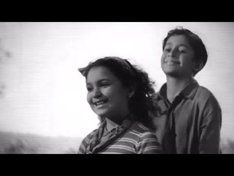 Bachpan Ke Din Bhoolana Dena (Female) - Bollywood Hit Classic Movie Song - Deedar
