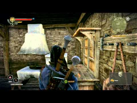 The Witcher 2 Assassins of Kings - Video Análisis 3DJuegos
