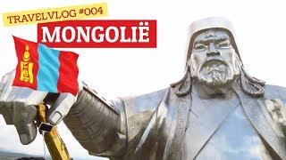 Vlog #004 - Gertenten, paarden en yakmelk - Mongolië Transmongolië Express