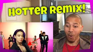 BTS (방탄소년단) 'Butter' Official MV (Hotter Remix) REACTION!! 😲
