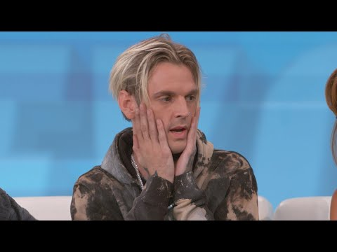 Aaron Carter Comes Clean about His Addiction to Huffing