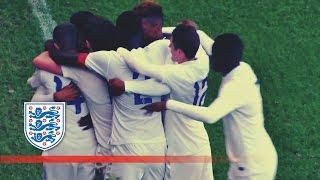 England U17 2-1 Turkey U17 | Goals & Highlights