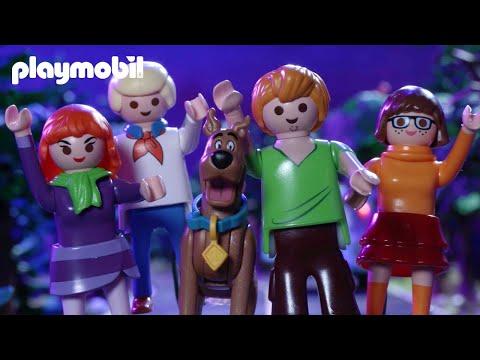 Scooby-Doo! Mini Mysteries | Big Screen | PLAYMOBIL