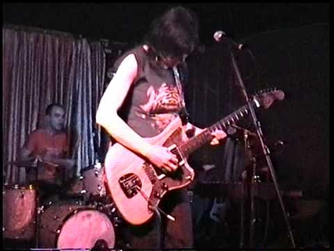 Mary Timony  live at The Khyber in Philadelphia, PA on 2.22.2004.