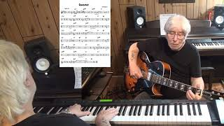 Remember - Jazz guitar & piano cover ( Irving Berlin )