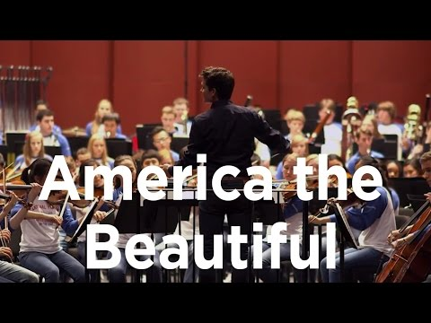 America the Beautiful for Orchestra