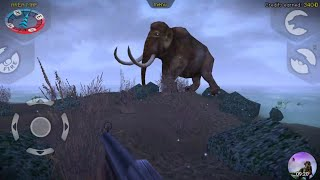 Carnivores Ice Age   Mammoth Kill All with All Weapons