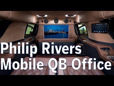 Philip Rivers Mobile QB Office | San Diego Union-Tribune