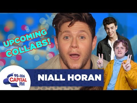 Niall Horan On Shawn Mendes & Lewis Capaldi Collaborations 🎤