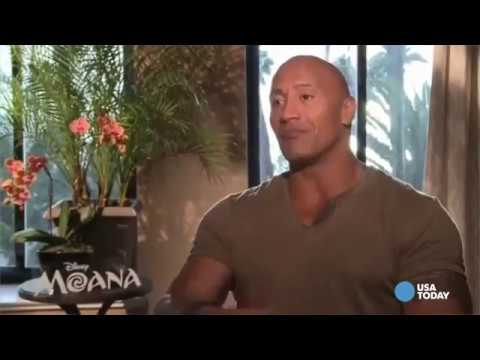 The Rock is The Sexiest Man Alive 2016!