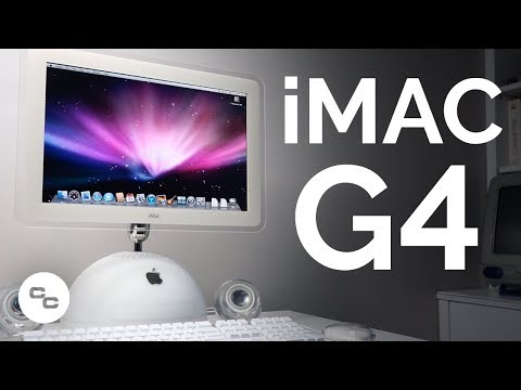 Apple's Iconic IMac G4 (ft. Hrutkay Mods) - Vintage Apple Vault #6