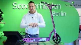 SXT-100, SXT-Scooters, by Scooterhelden Berlin