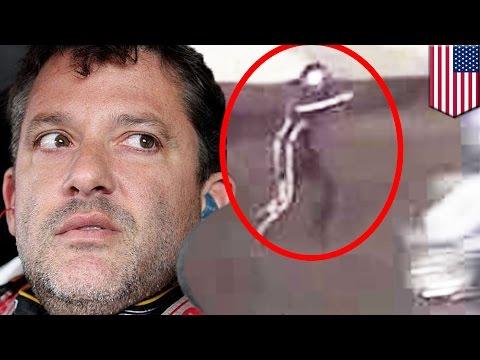 NASCAR driver Tony Stewart kills Kevin Ward in sprint-car race in Canandaigua, New York